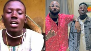 Davido and Father DMW