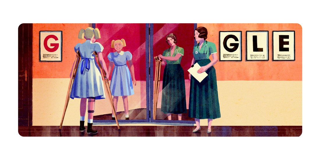 Dame Jean Macnamara Google Doodle