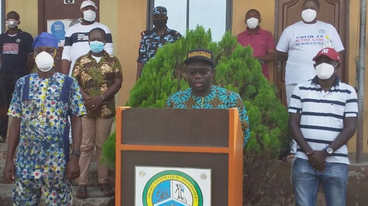 Lagos LG shuts 4 markets over non-compliance with Coronavirus guidelines