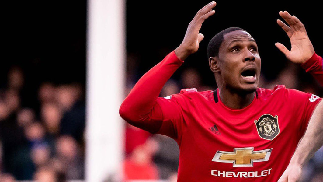 Coronavirus: Ighalo expresses readiness to remain at Man Utd