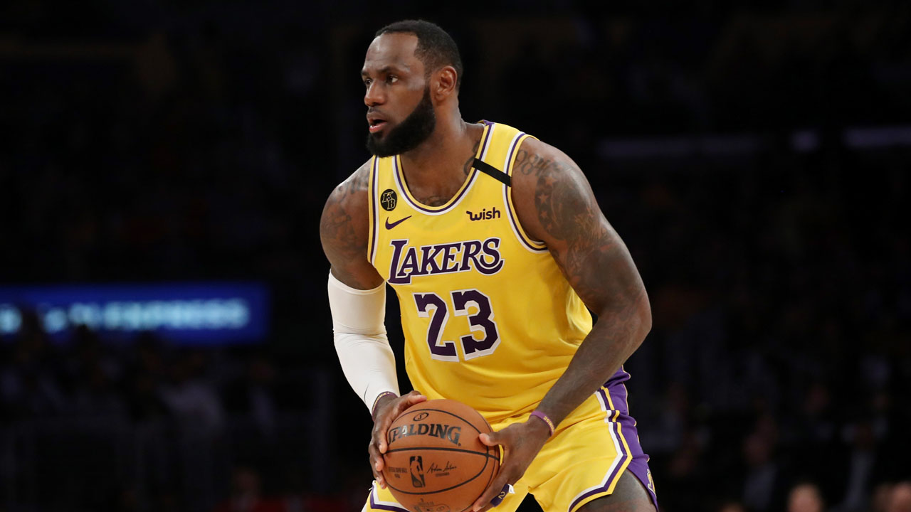 LeBron James hopes Lakers can eventually rekindle their revival season