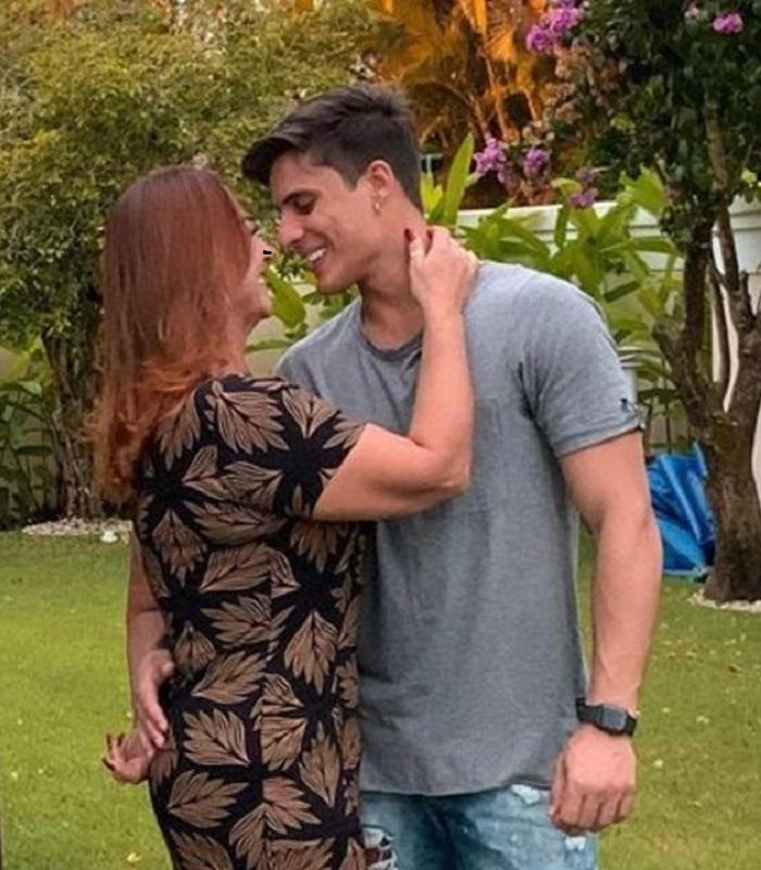 Nadine and Tiago Ramos