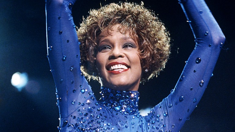 A new Whitney Houston biopic is on the way