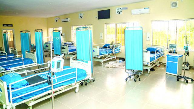 Edo opens 30-bed isolation facility with 15 ventilatorsNigeria - Guardian
