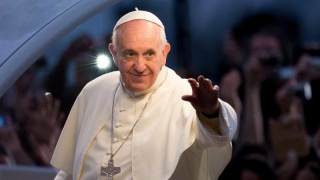 Pope Francis Endorses Same-Sex Civil UnionsGuardian Life