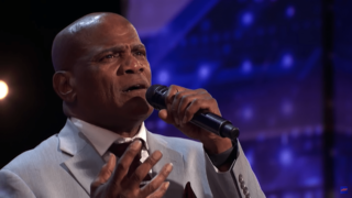 Archie Williams at America Got Talent - The Advocate