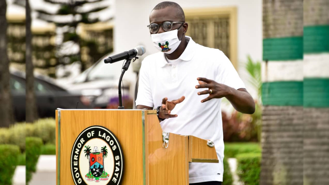 COVID-19: Lagos residents compliance with mask-wearing highNigeria ...