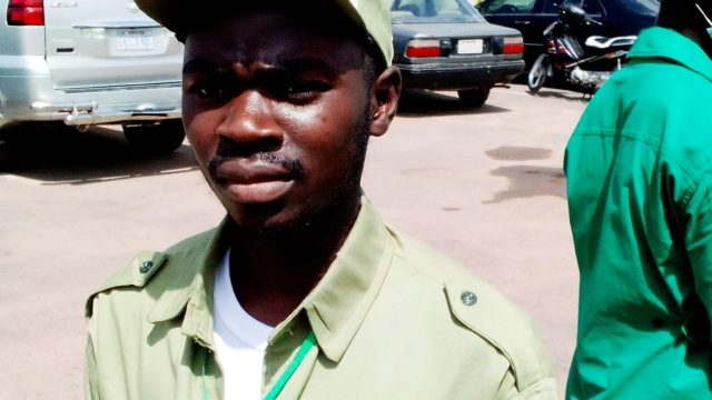 COVID-19: Bauchi corp member donates April allowance to government - Guardian