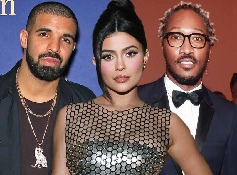 Drake, Kylie Jenner and Future
