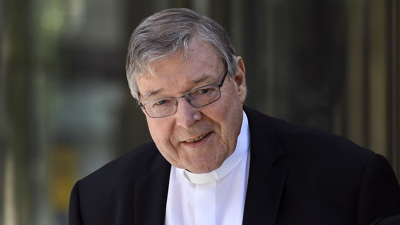 Victoria police to assess unredacted royal commission findings — Cardinal George Pell