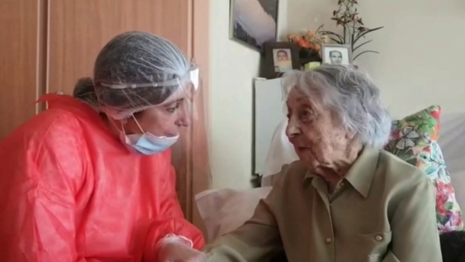 Maria Branyas: 'Oldest woman in Spain' beats coronavirus at 113