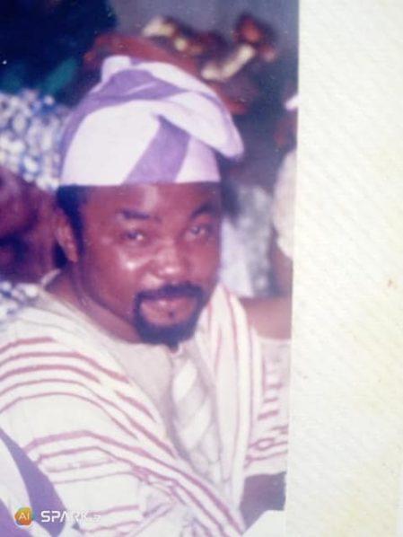 Prince Femi Oyewumi