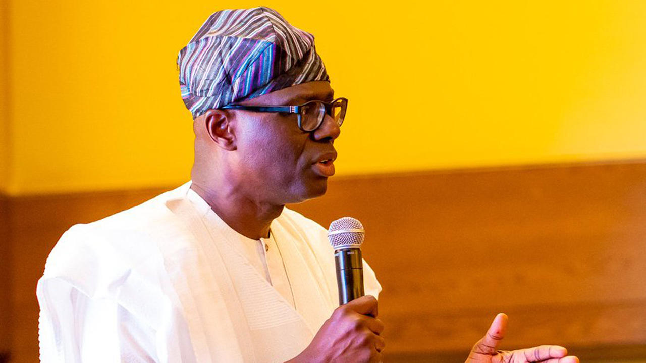 Sanwo-olu marks first year in office with frontline health workers