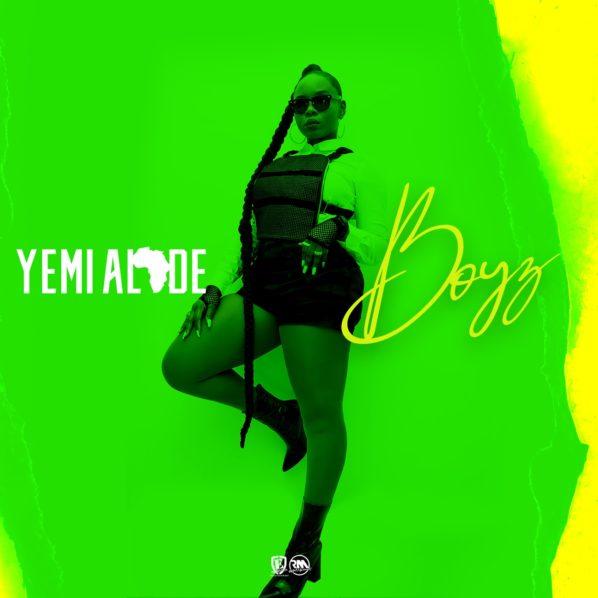 Yemi Alade releases new single Boyz - Effyzie-Universal Music Group France