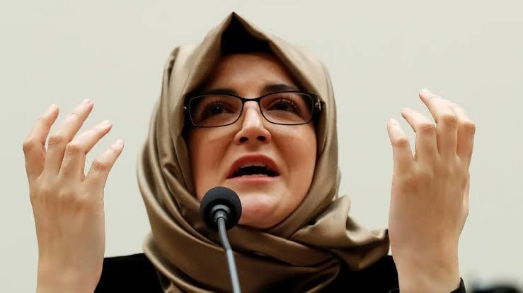 Khashoggi fiancée hits out at Saudi-led takeover of Newcastle United