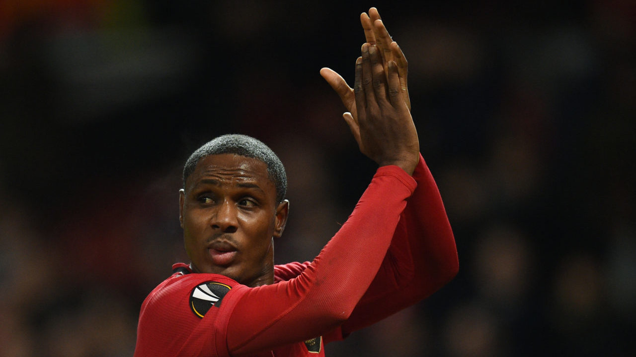 Tributes as Odion Ighalo bids Manchester United farewell | The Guardian Nigeria News - Nigeria and World News