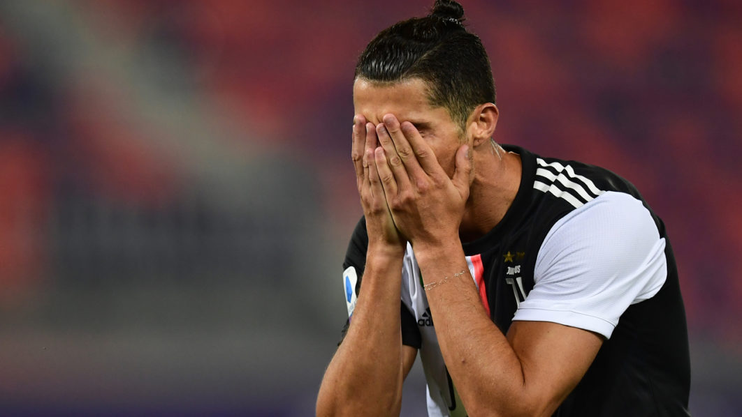 ronaldo dybala get juventus back winning on serie a returnsport the guardian nigeria news nigeria and world news ronaldo dybala get juventus back