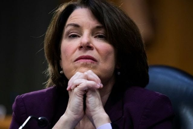 Amy Klobuchar drops out of Biden VP contention