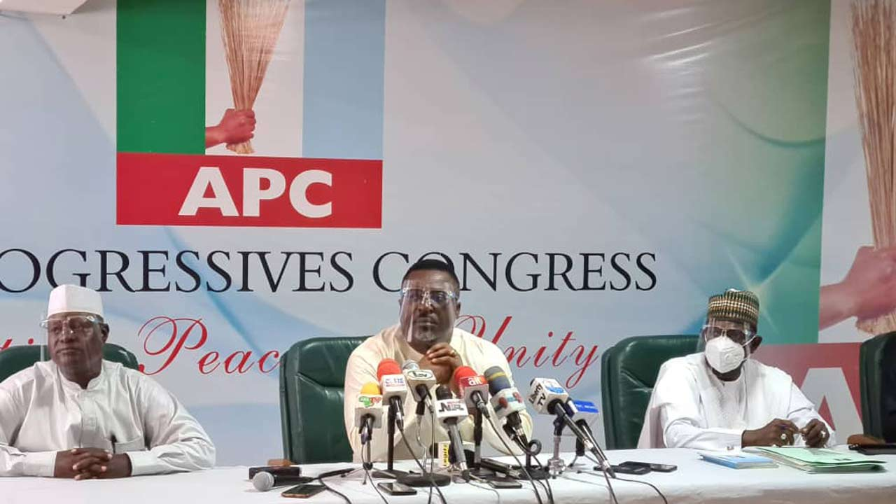Confusion as APC gets four chairmen in one dayNigeria — The Guardian  Nigeria News – Nigeria and World News