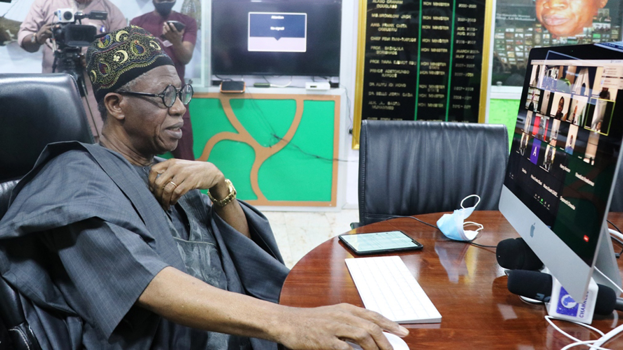Why we held a town hall meeting on national security – Lai Mohammed |  The Guardian Nigeria News