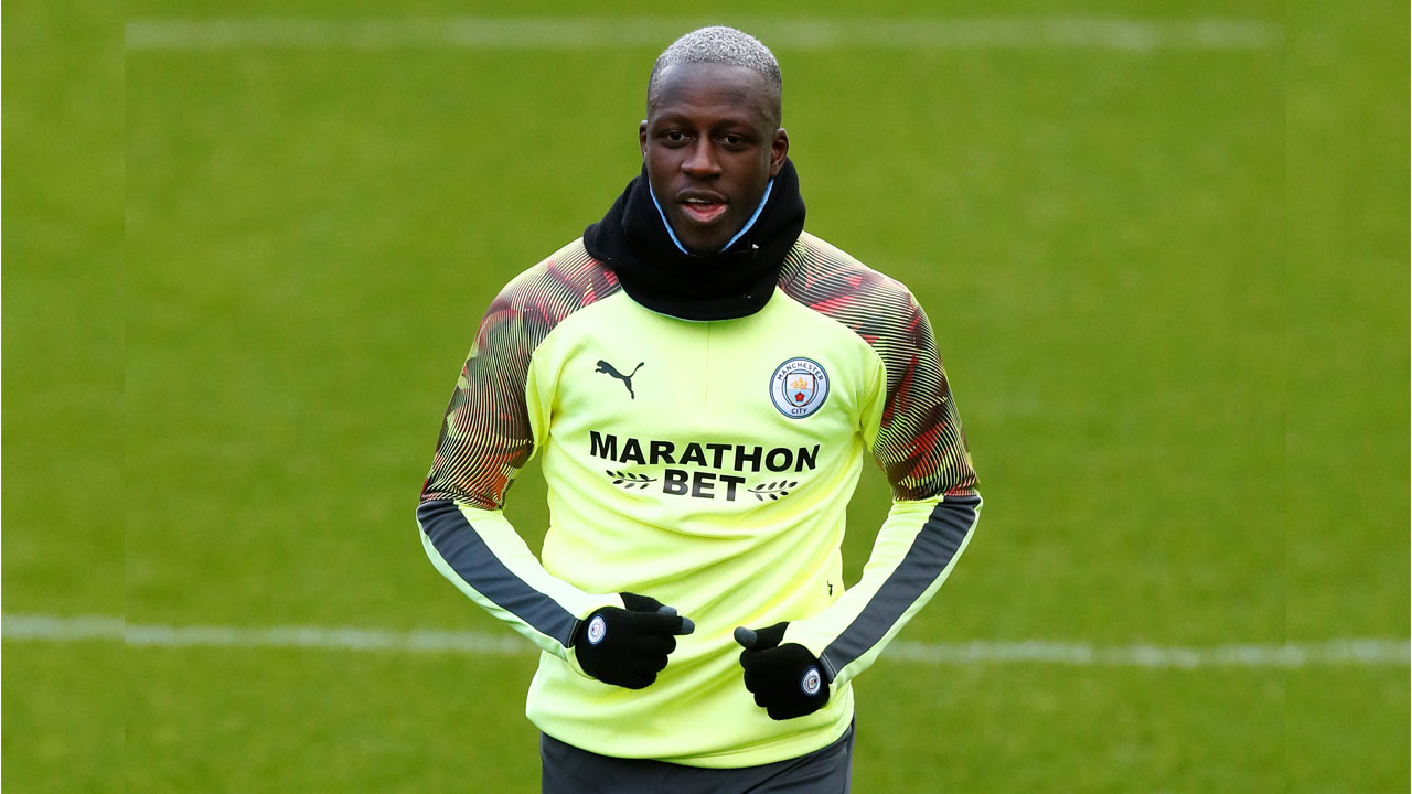 Man City's Mendy the latest EPL player to breach virus rules
