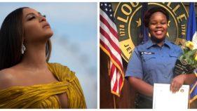 Beyonce and Breonna Taylor
