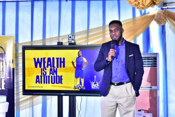 Okocha, BetKing join Lagos State's anti-Coronavirus efforts
