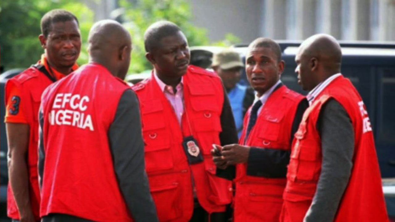 Abia gives EFCC seven days to remove notices on its property