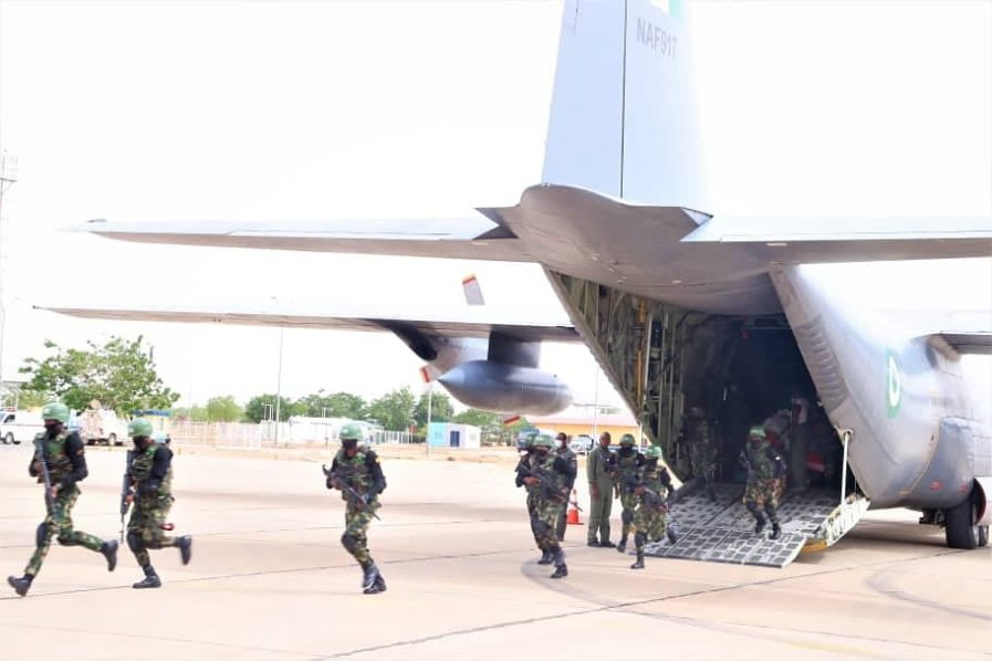 NAF reaffirms commitment to protect territorial integrity