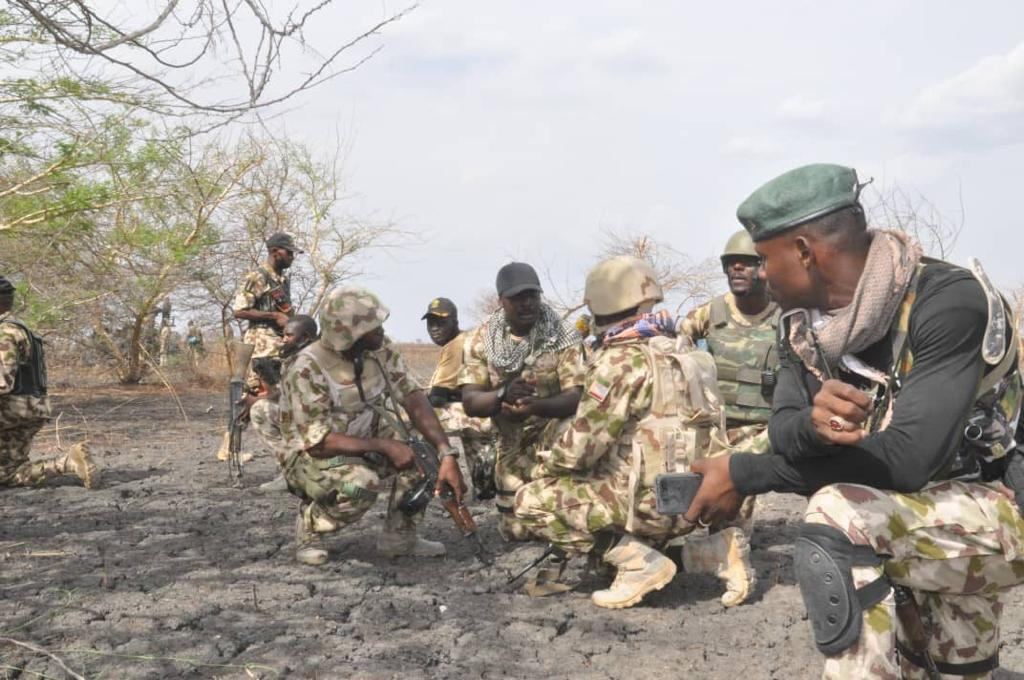 Nigerian troops sustain massive assault on terrorists in NorthEast – DHQ