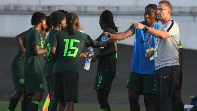 Six foreign coaches battle for Super Falcons' job