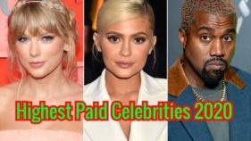 Forbes Highest Paid Celebrities 2020