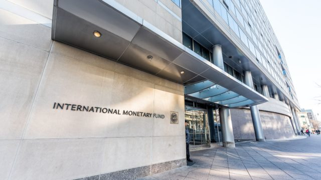 IMF retains Nigeria's growth prospect at 2.5% amid slow vaccinations