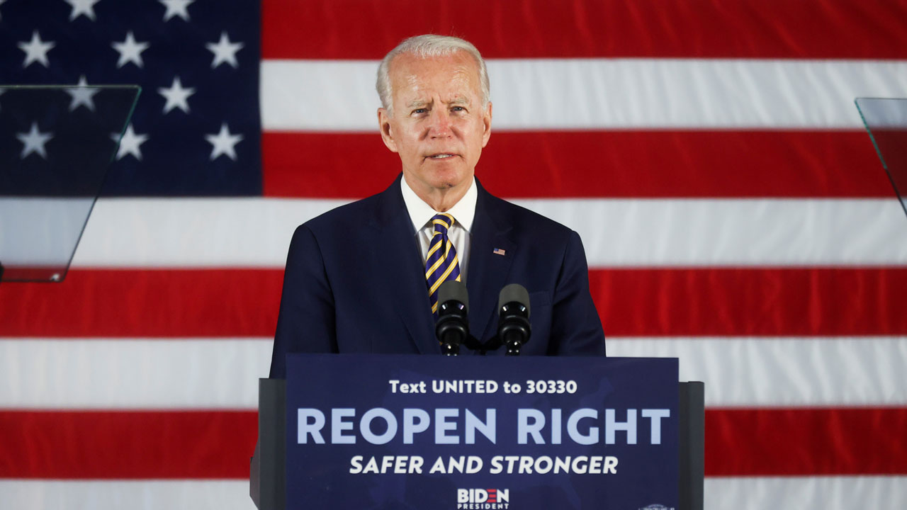 U.S.  election: Joe Biden to accept presidential nomination at scaled-back convention
