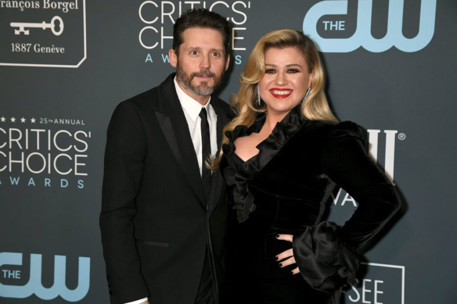 Kelly Clarkson files for divorce after 7 years of marriage