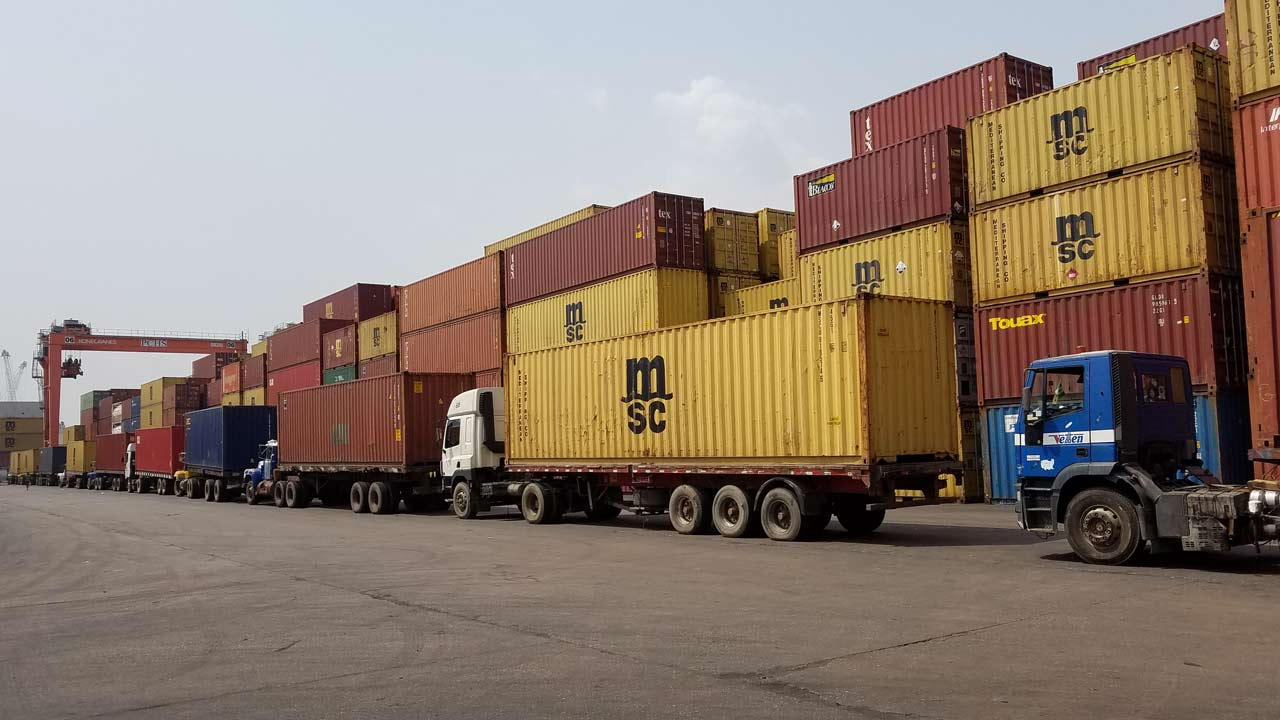 Importers 'lose N15tr to pandemic' in Lagos portsNigeria — The ...