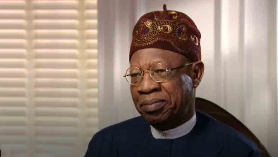 My only regret- Lai Mohammed | The Guardian Nigeria News - Nigeria and  World News — Nigeria — The Guardian Nigeria News – Nigeria and World News
