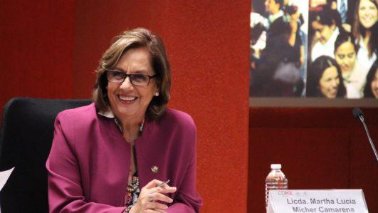 Martha Lucia Micher - Wikipedia