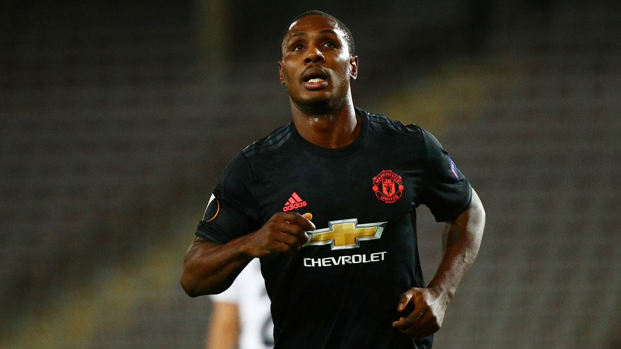 Ighalo elated by 'dream' Man Utd extension