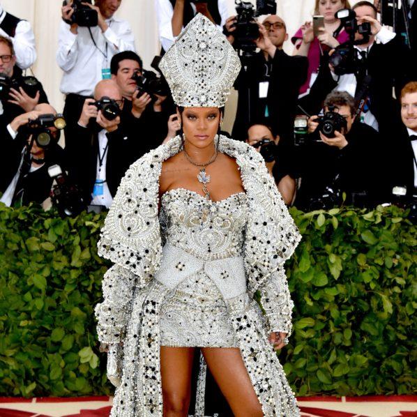 Rihanna MET Gala Wear