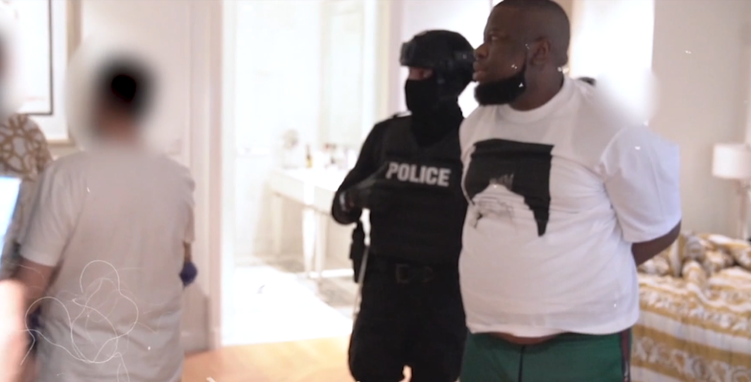 Dubia police confirm arrest Huspuppi