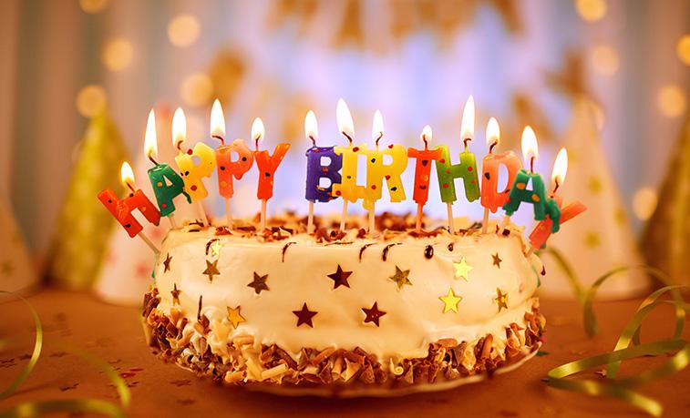 Birthdays, private and public