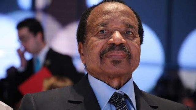 Biya withdraws troops from Southern Cameroons for UN state