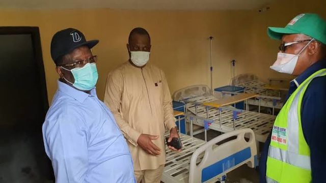 COVID-19: 3 deaths, 24 health workers infection in Ebonyi frightening, says Umahi - Guardian Nigeria