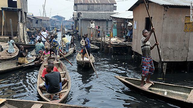 NGO fetes Makoko, Iganmu residents