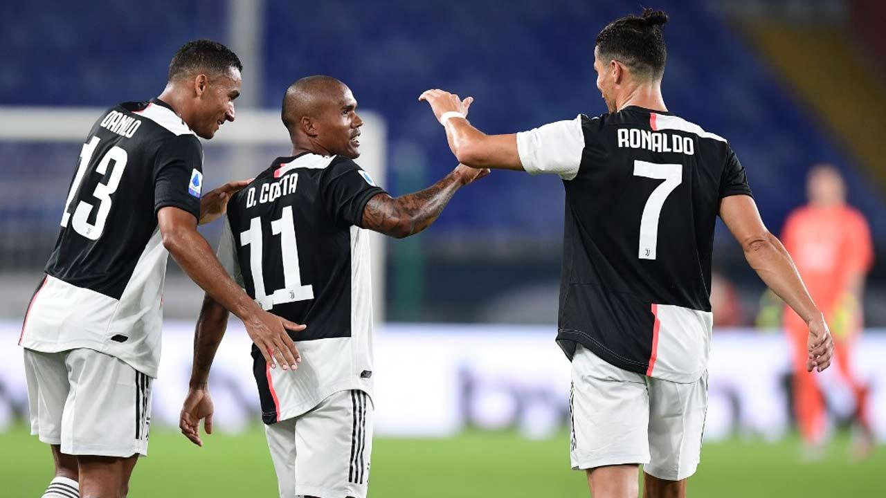 Juventus keep Lazio at bay with Genoa strollSport — The Guardian ...