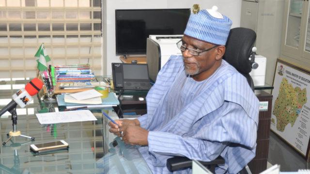 FG reopens unity schools, moves against identity theftNigeria