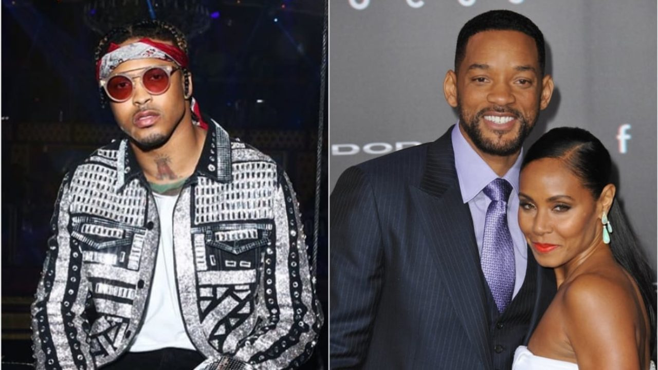 August Alsina Says Will Smith 'Gave Blessing' For Jada Pinkett Smith Affair