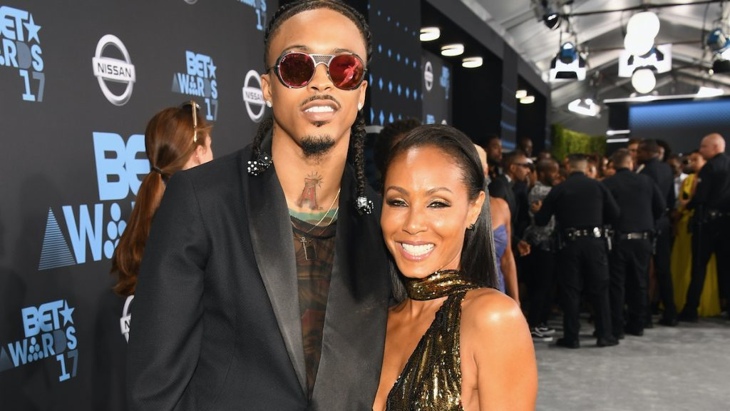 Jada Pinkett Smith rubbishes claims of her longstanding affair with August Alsina