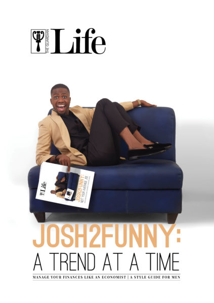 Josh2Funny Guardian Life cover